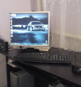 Готовый Компьютер в сборе.