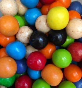 Жвачки игрушки и мячи для вендинговых аппаратов