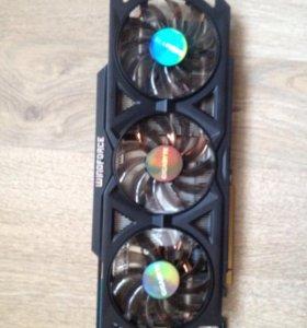 Видеокарта Gigabyte R9 280x 3gb