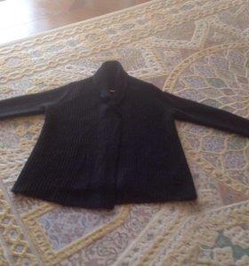 Тёплая женская кофта жакет Zarin