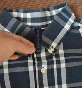 Рубашка мужская (новая )