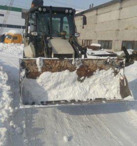 Очистка,вывоз снега.