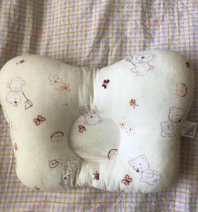 Ортопедическая подушка 0+
