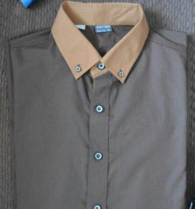 Рубашка мужская ( новая )