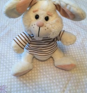 Игрушка заяц-сказочник