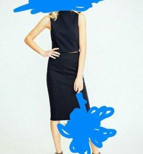 Платье (топ и юбка)