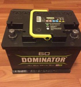 Аккумулятор Dominator