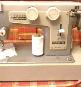 Швейная машина чайка(торг)
