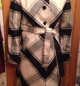 Новое!драповое пальто