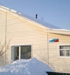 Дом кирпичный в 2-х квартирном доме