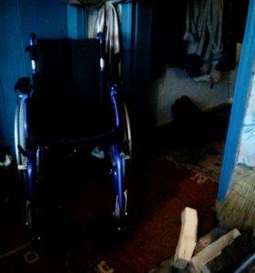 Коляска инвалидная новвая2штуки срочно