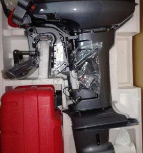 Лодочный мотор 9.9 л.