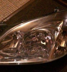Фара левая, Toyota allex/runx 2003