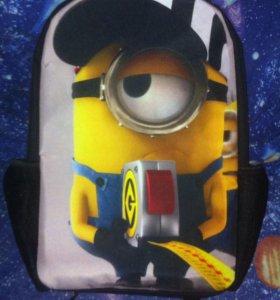 Новый рюкзак школьный