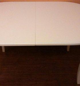 Стол обеденный и стулья