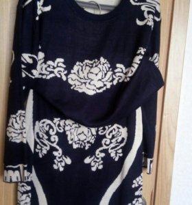 Костюм (юбка+джемпер)новый