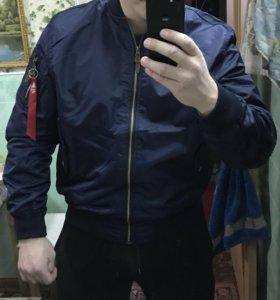 Бомпера куртка пилота Новая