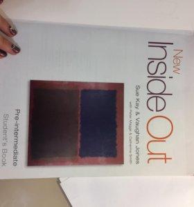 Inside Out -pre-Intermediate - учебник по англ