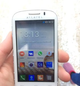 Alcatel one touch pop c3 4033D