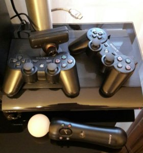 Sony PS3 500gb Move