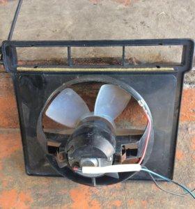 Вентилятор радиатора на ВАЗ