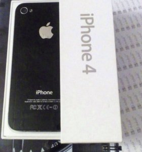 Айфон 4,black,8gb