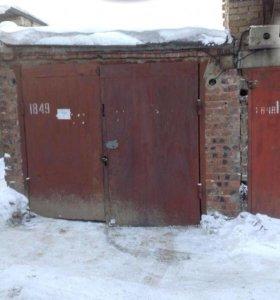 Срочно продается гараж Лисиха