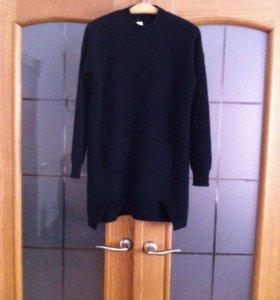 Кофта свитер кашемир 42