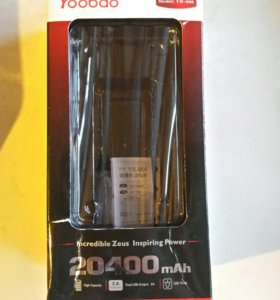 Power bank Yoobao 20400mAH