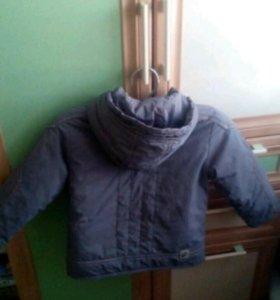 """Куртка фирмы""""Шалуны"""""""