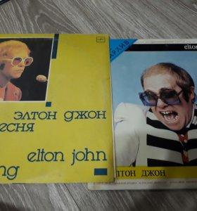 Виниловые пластинки Элтон Джон