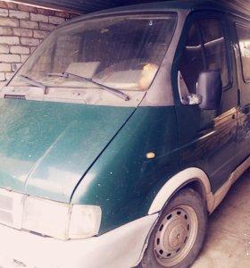 """Продается ГАЗ-2217 """"Соболь"""" 99г."""
