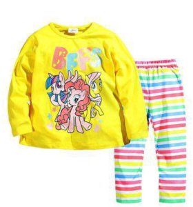 🌟Новая пижама на девочку