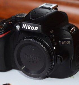 Nikon 5100