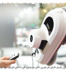 Робот-пылесос-мойщик окон Hobot-188
