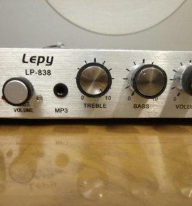 "Мини усилитель"" Lepy "" Hi-Fi LP-838"