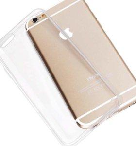 Силиконовый чехол на iPhone 6 6s