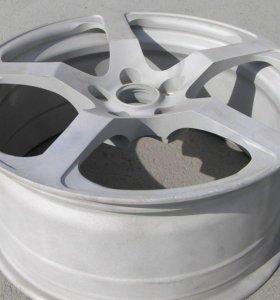Пескоструйная дисков