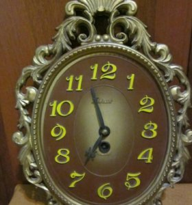 Часы механические Маяк.