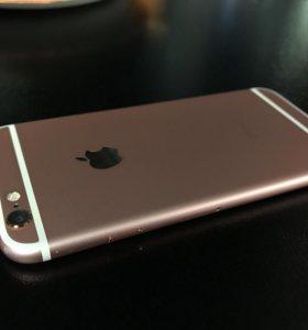 iPhone 6s rose gold 64 Gb