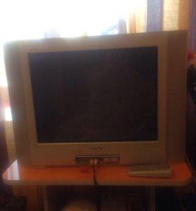 Телевизор sony с плоским экранном