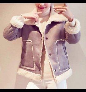 Дублёнка куртка новая