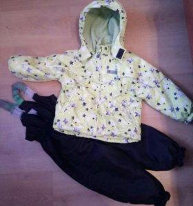 Детский демисезонный костюм caimano