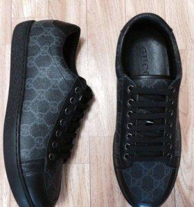 Кеды Gucci 43 евро размер