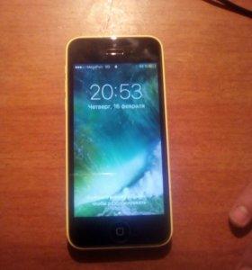 Айфон 5с 16г