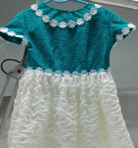 Платье Новое на 2—3 года