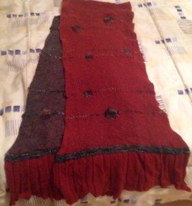 Новый шарф палантин