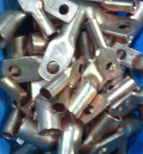 Медный наконечник 120-12. 95-12.50-10