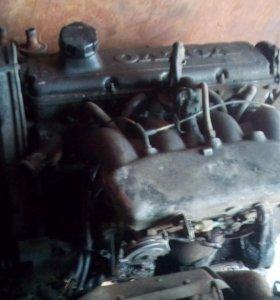 Вольво двигатель В230Е Volvo 740 940 B230E