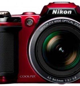 Nikon Coolpix L120.